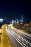 The night cityscape Royalty Free Stock Photo