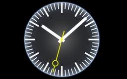 Night clock Royalty Free Stock Photo