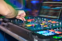 Night club Royalty Free Stock Images