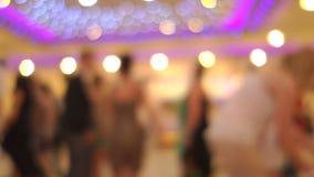 Night-club stock footage