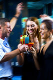 Night club Stock Image