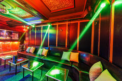 Night club Royalty Free Stock Photo
