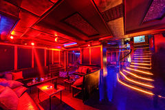 Night club Royalty Free Stock Photos