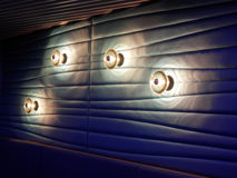 Night club lights Stock Photography
