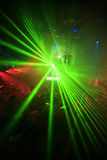 Night Club Party Background Stock Images