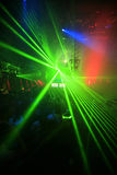 Night Club Party Background Royalty Free Stock Photos