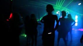 Night Club stock video