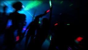 Night Club stock footage