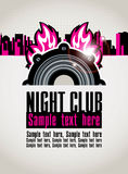 Night club royalty free illustration