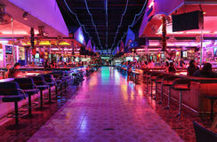 Night club in Thailand Royalty Free Stock Photos