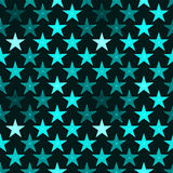 Night cold stars seamless pattern Royalty Free Stock Images