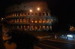 Night Colosseum, Rome Royalty Free Stock Photos