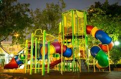 Night Fun Park Royalty Free Stock Image