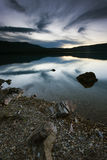 Night is Coming - Glacier National Park Royalty Free Stock Images