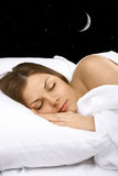 Night dreams Royalty Free Stock Photography