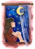 Night dreams Royalty Free Stock Photo