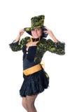 Night fairy Royalty Free Stock Photo