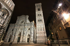 Night Florence Stock Photo
