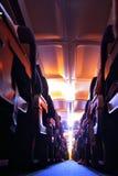 Night flying Royalty Free Stock Photo