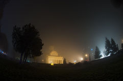 Night fog Royalty Free Stock Image