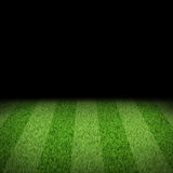 Night football arena Royalty Free Stock Photo