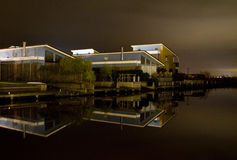 Night friesland 1 Royalty Free Stock Images