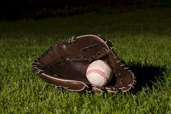 Night Game Royalty Free Stock Photos