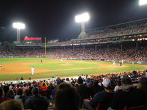 Night Game Stock Images