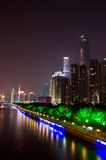 Night at Guangzhou. Stock Photography