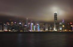 Night Hong Kong Royalty Free Stock Image