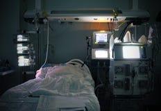 Night hospital ward. Night moden hospital ward. Photo Stock Photography