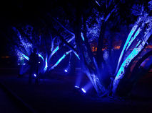 Night illumination Stock Photography