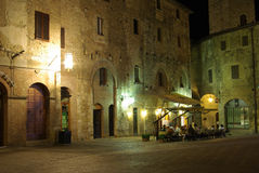 Night in Italy Royalty Free Stock Image