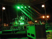 Night jazz Stock Photography
