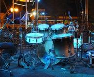 Night jazz royalty free stock photos