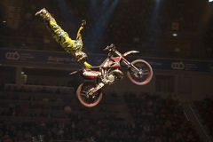 Night of The Jumps Stock Photography