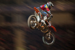 Night of The Jumps Royalty Free Stock Photos