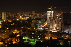 Night Kiev. Stock Photography