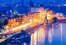Night Kiev Royalty Free Stock Image