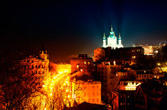 Night Kiev Royalty Free Stock Photos