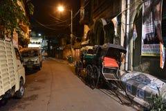 Night At Kolkata Stock Photo