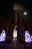 Night Kuala Lumpur Royalty Free Stock Photo