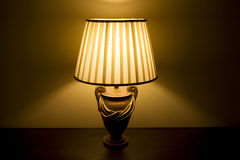 Night Lampshade Royalty Free Stock Photos