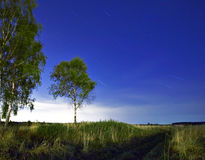 Night landscape Royalty Free Stock Image