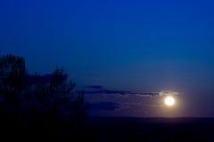 Night landscape Royalty Free Stock Photography