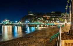 Free Night Life During Christmas Holiday. Stock Photography - 106806632