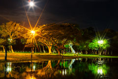 Night light Royalty Free Stock Images