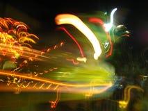 Night Light blurred Stock Photos