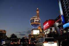 NIGHT LIGHT AT CASINOS Royalty Free Stock Photos