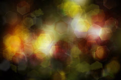 Night light colorful bokeh, abstract background Stock Photo